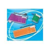 Folding Keyboard/Waterproof Flexible Keyboard thumbnail image