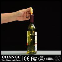 LED glass bottle stopper Fairy String Light Holiday Lamp Wedding Party Christmas Festival home Decor