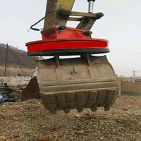 7000kg new/used Magnet Lifting Equipment for handling steel plates