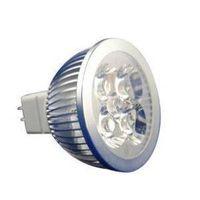 2×4W MR16 12V LED Down Light Spot Light White 6000K