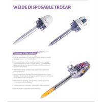 disposable laparoscope trocar