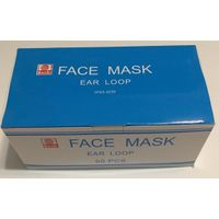 Disposable non woven face masks and hand sanitizer