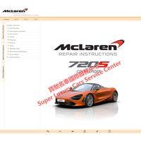 1968-2023 full set McLaren Workshop Repair Service Manual Wiring Diagram