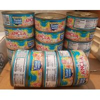 ANCLA canned tuna in water thumbnail image