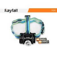 Rayfall H2A waterproof led headlight Rechargeable Cree led headlamp