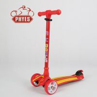 super kids scooter, kids folding scooter, pedal scooter for kids