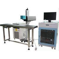 DPSS Flying Laser Marking Machine