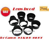 Pixel lens hood for Canon/Sony/Nikon DSLR camera promotion now~~ thumbnail image