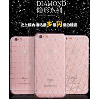 Diamond Inside IMD Case for iPhone 6s
