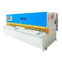 CNC sheet metal cutting machine/hydraulic shearing machine QC12y 4x4000