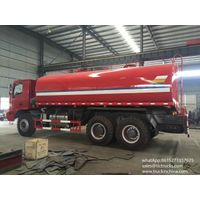 Sino truck Mine 40000L Water tank Truck with water pump cannon 60L/s watering cart thumbnail image
