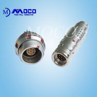 Factory dicrect IP68 FGG&EEG M16 7 pin waterproof connector