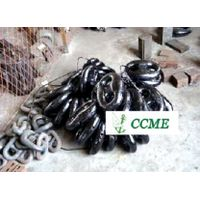 marine ship anchor chain Marine studlink and studless chains