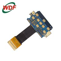 Reliable quality rigid-flex pcb board
