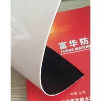 HDPE Self Adhesive Waterproof Membrane, without sands