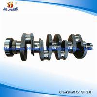 Engine Parts Crankshaft for Cummins Isf2.8 5264231 5282789 4BT/6BT/6CT/6L/ISBE/ISDE/K19/M11/NT855 thumbnail image