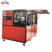 Full Automatic 4 Cavity PET Bottle Blowing Machine For 0.01-2 Liter