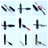 empty eyelash container bottle holder mascara tube cosmetics containers packaging with wand can cust thumbnail image