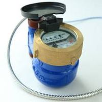 Photoelectric Direct Reading Remote Reading Water Meter