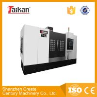 Chinese best quality cnc machining center for metal mold T-12 thumbnail image