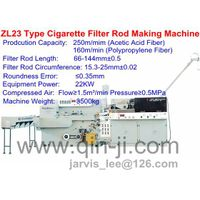 ZL23 Type Cigarette Filter Rod Making Machine