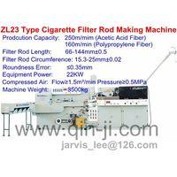 ZL23 Type Cigarette Filter Rod Making Machine