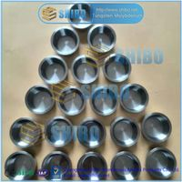 Factory Supply High Purity 99.95% Moly Crucible, Molybdenum Crucible