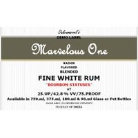 White Rum (Bourbon Statuses)