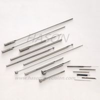 Precision Plastic Mold Parts For Misumi Ejector Pins (DIN1530,DIN9861)