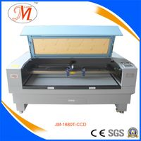 High Precision Laser Cutting Machine with Sealed Laser Tube (JM-1680T-CCD) thumbnail image
