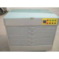 Steel plate and silk screen plate uv drying machine