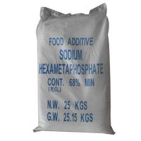 68% Food Grade Sodium Hexametaphosphate SHMP