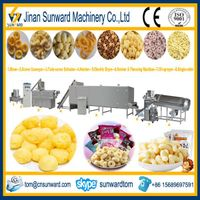 Hot Selling Puffed Corn Snacks Food Extruder thumbnail image