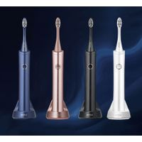 Sensitive Oral Wireless Charging Best Electric Sonic Toothbrush with DuPont Brush Heads