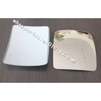 good price Silver Auto Mirror Plates