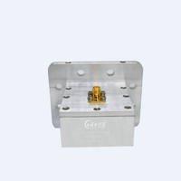 UIY Waveguide to Coaxial Adapter 4.64GHz-7.05GHz Variety Spec Customized thumbnail image