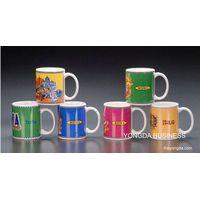 ceramic / porcelain / bone / stoneware mugs / cups with decal/logo/pattern thumbnail image
