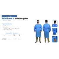 Medical gowns (AAMI Level 1 Isolation gown)