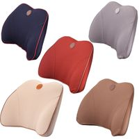 High quality memory foam backrest support