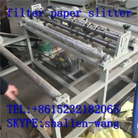 1200 mm filter paper automatic slitting machine