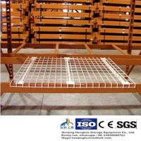Customized Galvanized Wire Mesh Decking for Warehouse Storage Racking