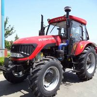 120hp 4wd tractor