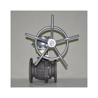 Worm Gear Type(2-Way Flange)