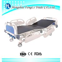 3 cranks hospital bed medical bed with good quality and low price