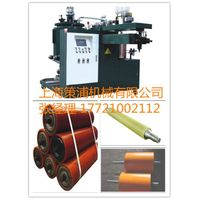 PU rubber roller casting machine