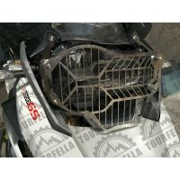 Tourfella Stainless Headlight guard for BMW R1200 GS