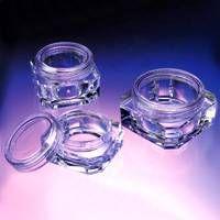 Plastic Octagonal Cosmetic Case thumbnail image