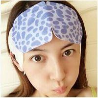 Hot sale steam eye mask warm eye warmer heat eye pacth manufacturer supplier in China