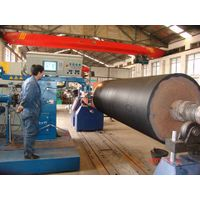Various rolls for paper machine