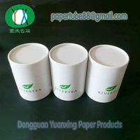 Rolled Edge Cosmetic Packaging Box CMKY Printing thumbnail image